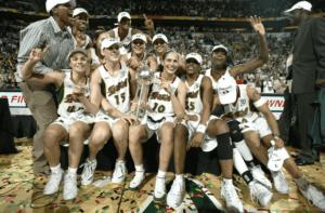 Seattle Storm 2004 Champs