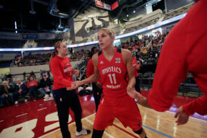 Washington Mystics v Indiana Fever