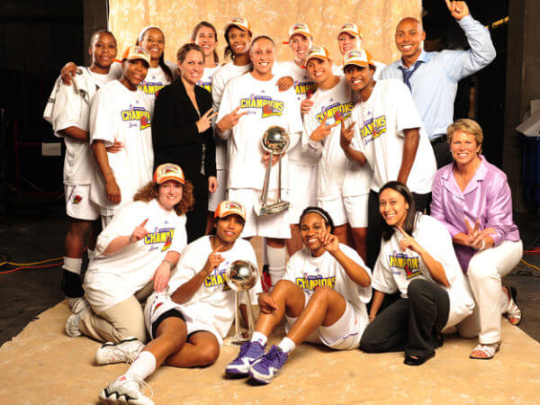 phoenix mercury 2009-wnba champions
