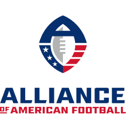 Alliance of American Football Primary Logo 2018 - Present
