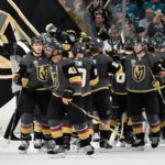 Vegas Golden Knights 2018 NHL Playoffs.