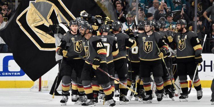 Vegas Golden Knights 2018 NHL Playoffs.