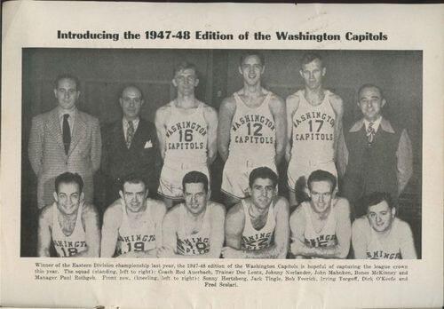 1947-48 Red Auerbach
