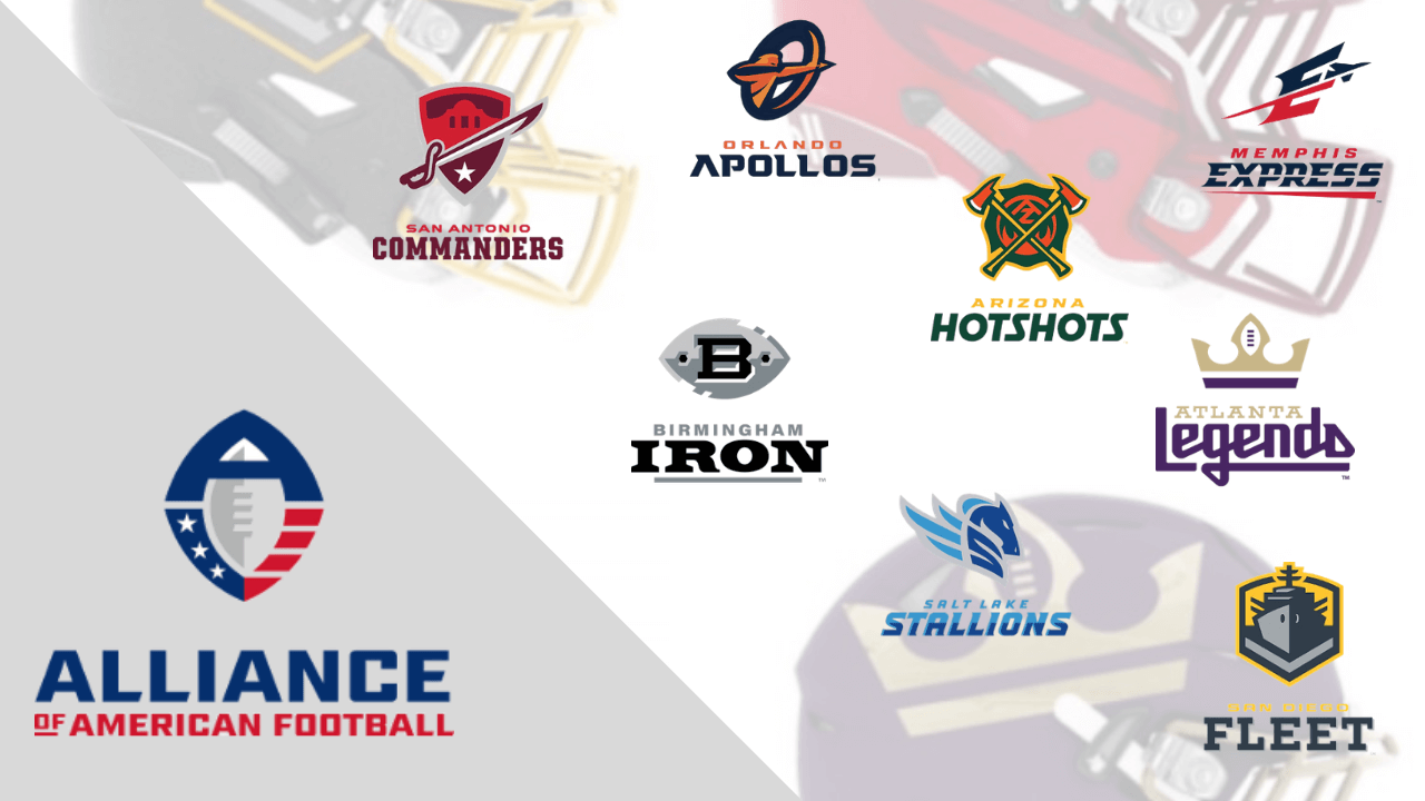 Alliance of American Football – Ready or Not is HERE!