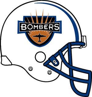 Baltimore Bombers Helmet