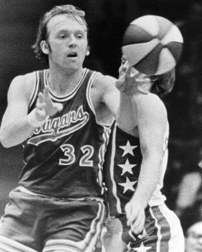 Carolina Cougars - Billy Cunningham