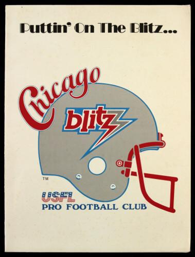 Chicago Blitz Media Guide