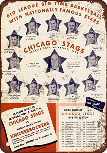 Chicago Stags 1946
