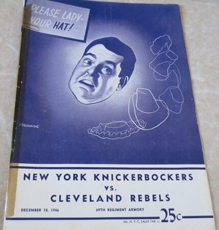 Cleveland Rebels 1946