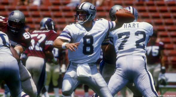 Steve Young #8