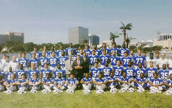Orlando Renegades Team
