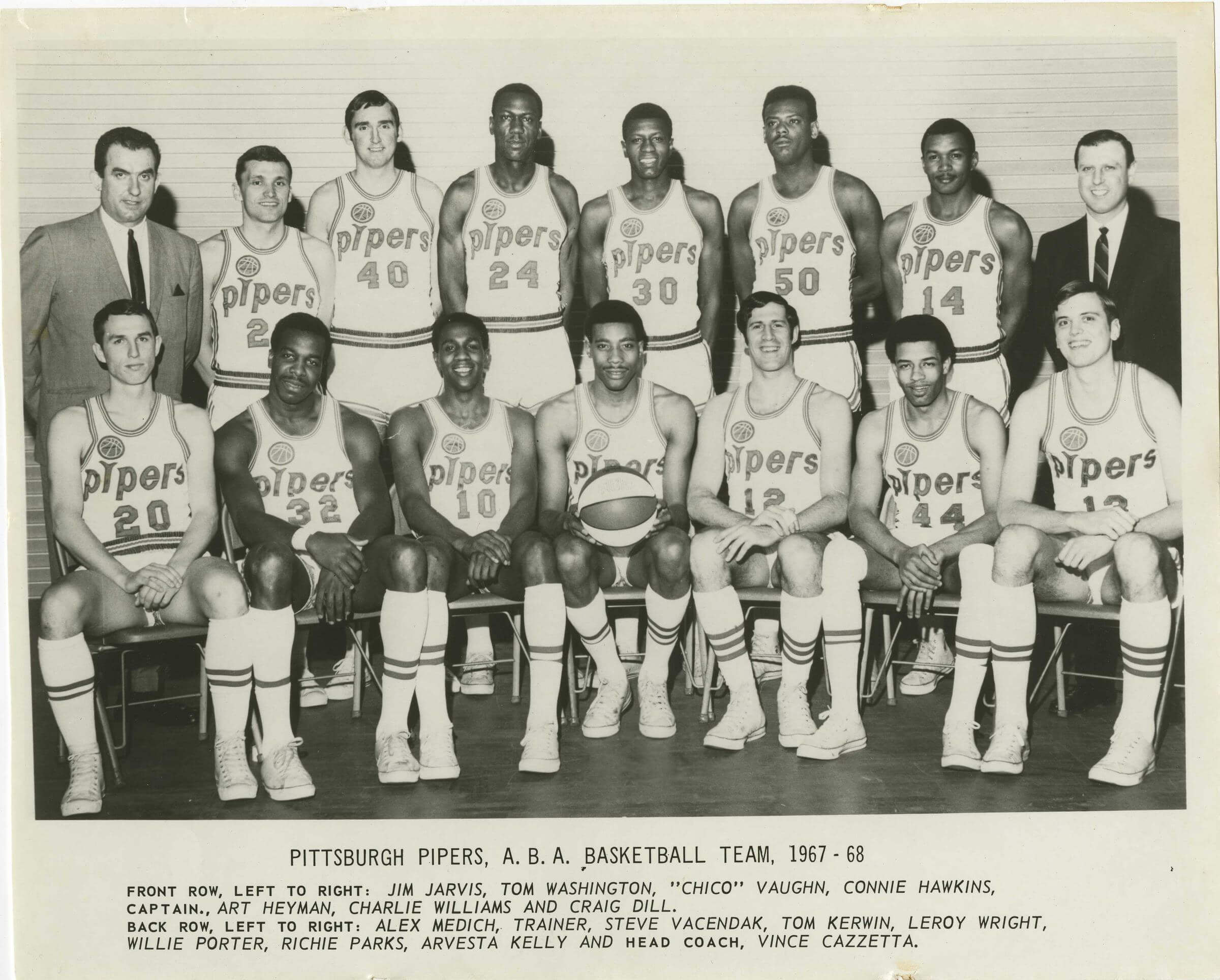 Pittsburgh Pipers 1967