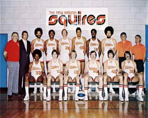 Squires 74-75 Home Team