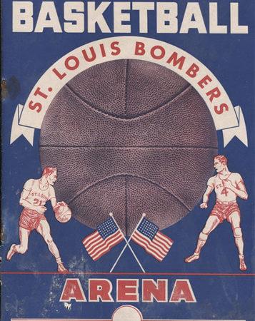 St Louis Bomber 1946