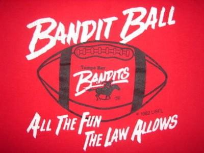 Tampa Bay Bandits Ball