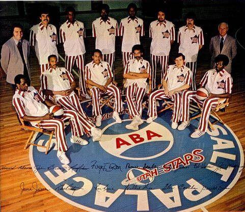 Utah Stars Team 1970