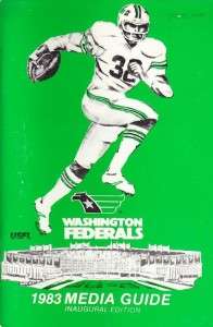 Washington Federals 1983