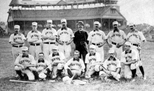 New York Giants 1888