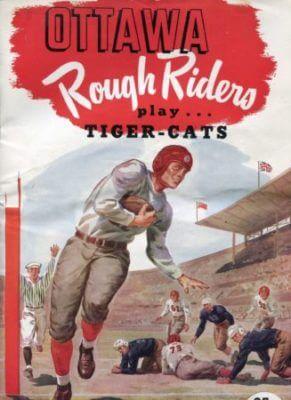 1951 Ottawa Rough Riders