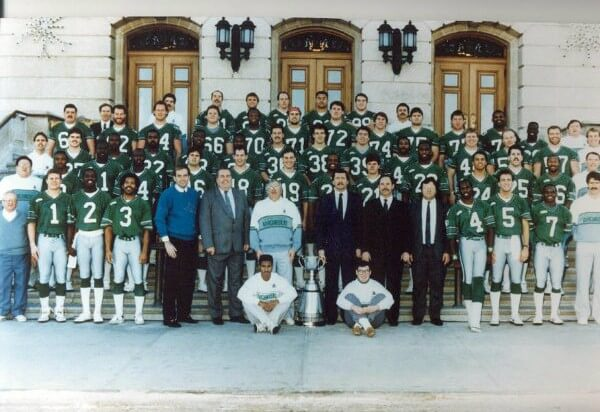 1989 Saskatchewan Roughriders-Grey Cup
