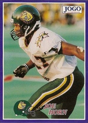 1995 Joe Horn - Memphis Mad Dogs