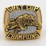 1999-Hamilton Tiger-Cats-Grey-Cup-Ring