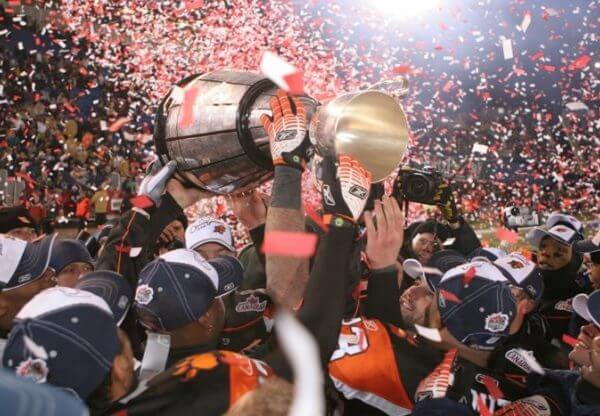 2006 bc Lions Grey Cup