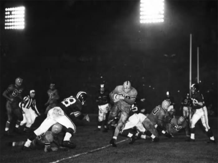 BC Lions 1954