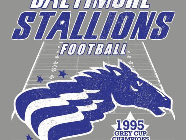 Baltimore Stallions Championship 1994