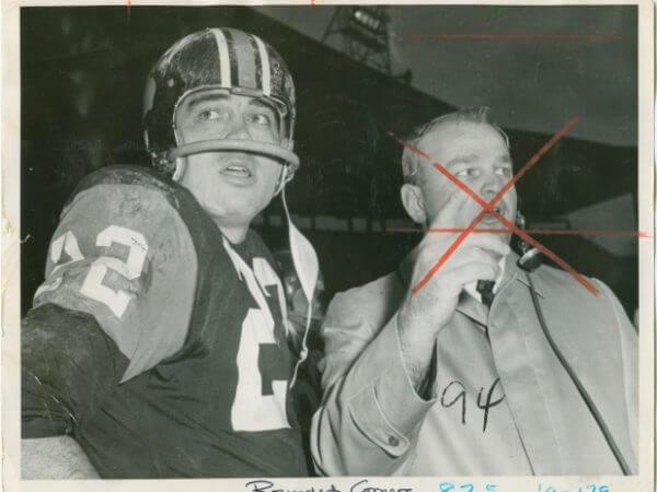 Joe Kapp BC Lions 1965