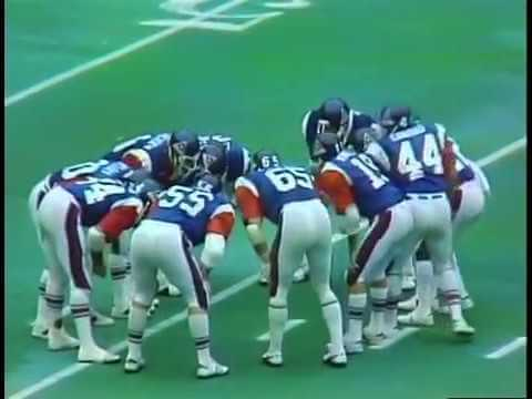 Montreal Alouettes 1982