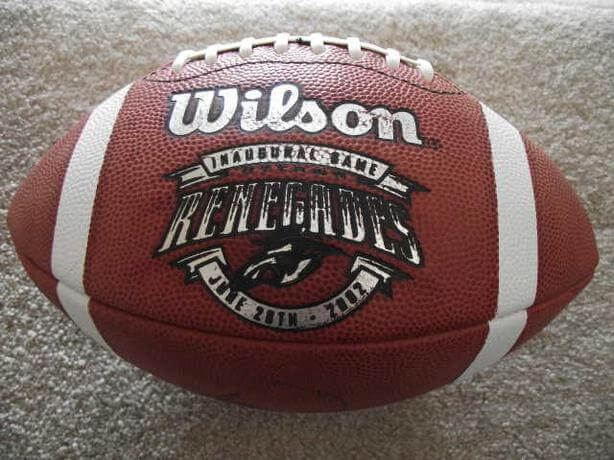 Ottawa Renegades football 2002