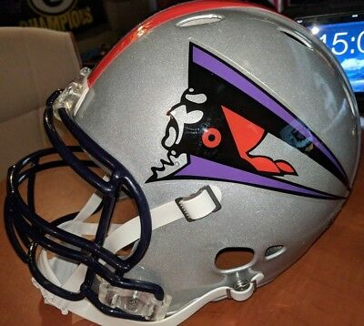 Shreveport-Pirates-CFL-Throwback-1994-1995-Riddell-Revolution-Helmet