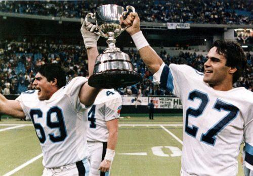 Toronto Argonauts 1983 Grey Cup