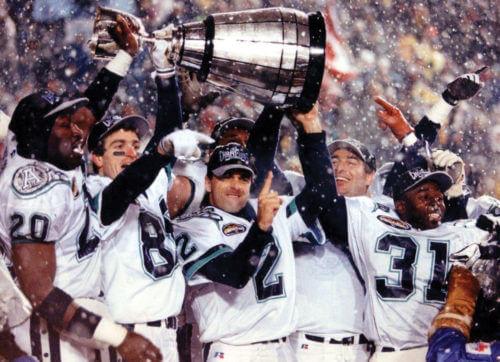 Toronto Argonauts 1997 Grey Cup