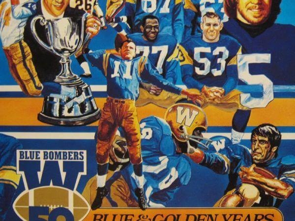 Winnipeg Blue Bombers History 1930