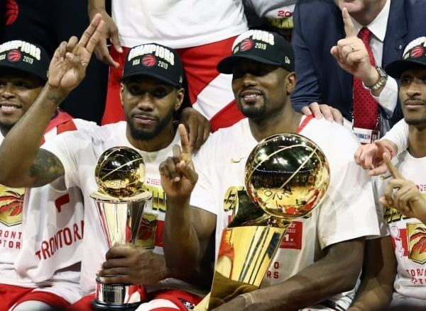 Toronto Raptors Champions 2019