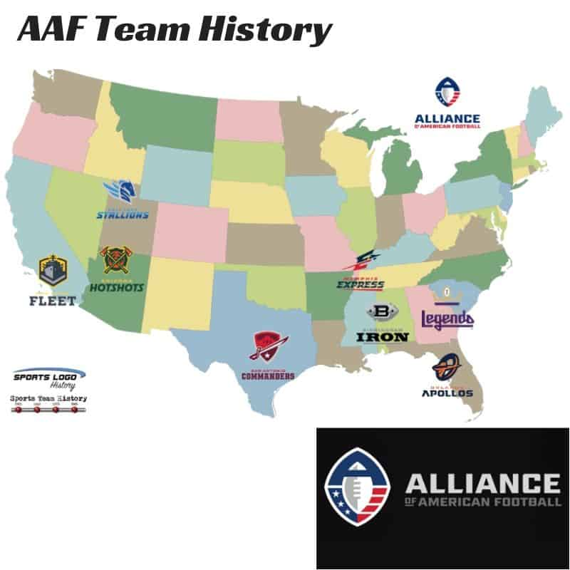 AAF Team History Icon