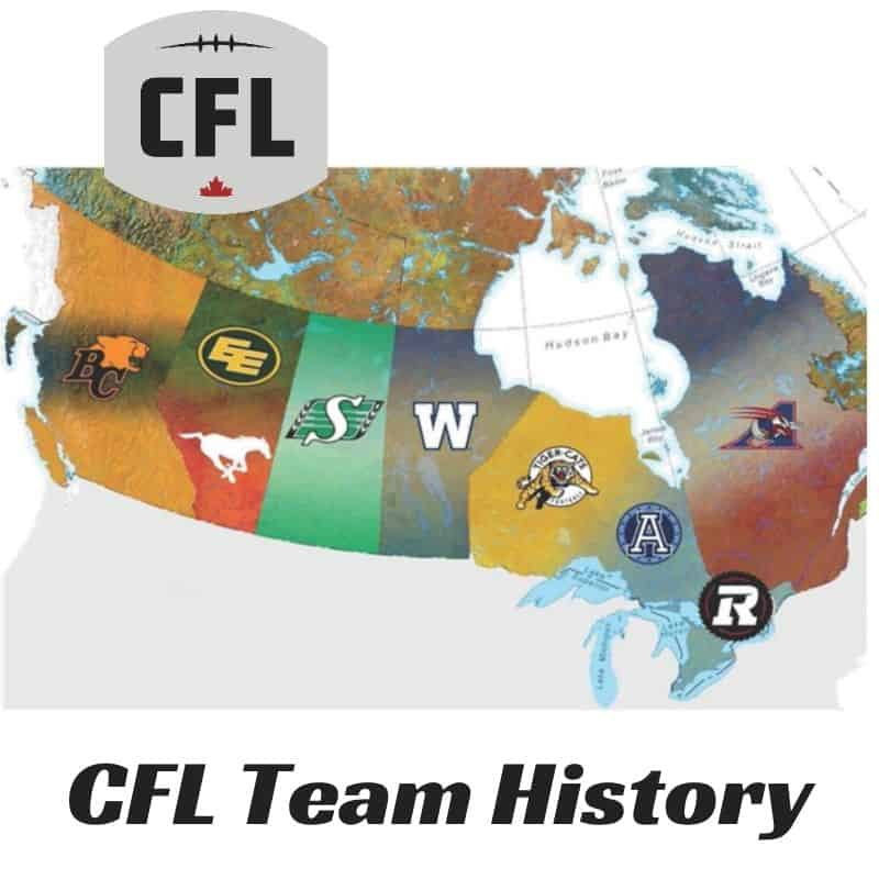 CFL Team History Icon