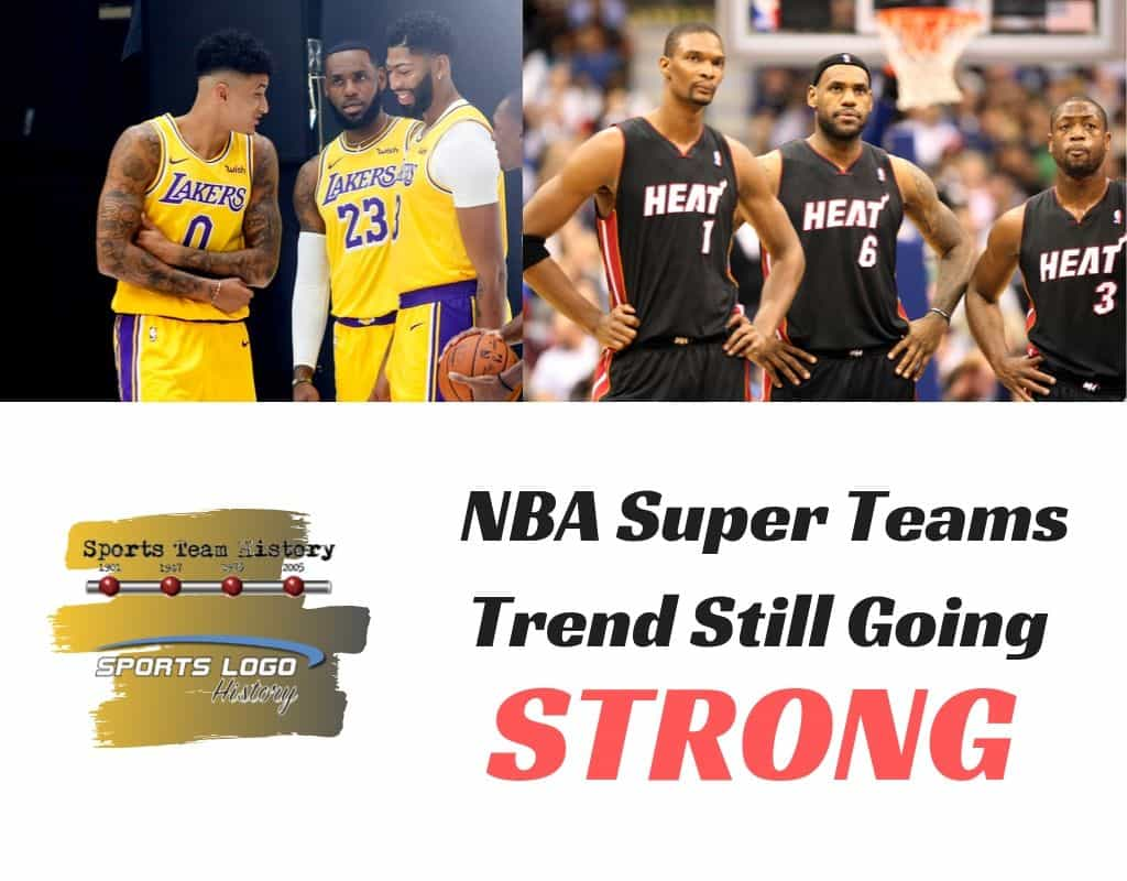 "Nearly a Decade After ""The Decision,"" NBA Super Teams Trend Still Going Strong"
