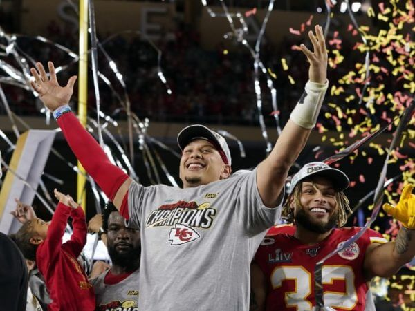 Super Bowl 2020 - Kansas City Chiefs