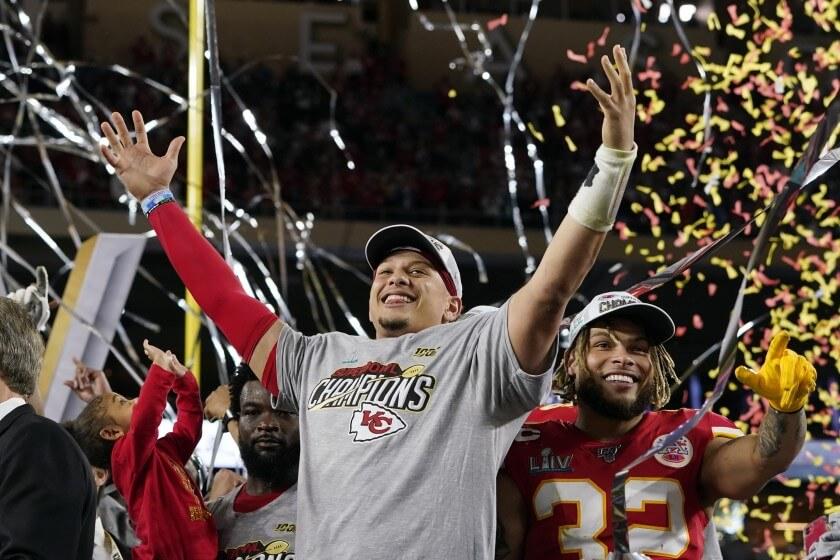 Super Bowl 2020 - Kansas City Chiefs