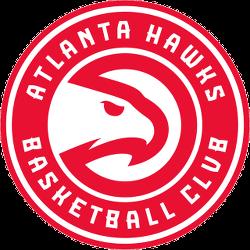 Atlanta Hawks Primary Logo 2015 - Present
