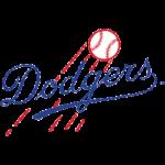 Brooklyn Dodgers Primary Logo 1945 - 1957