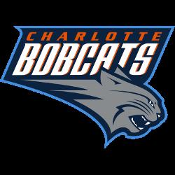 Charlotte Bobcats Primary Logo 2013 - 2014
