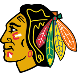 Chicago Blackhawks Primary Logo 2000 - Present