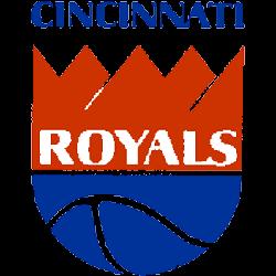 Cincinnati Royals Primary Logo 1972