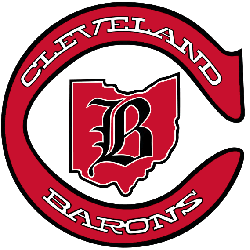 Cleveland Barons Primary Logo 1976 - 1978