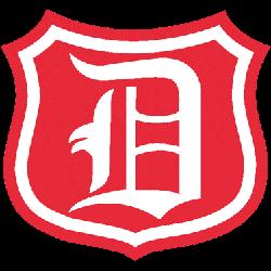 Detroit Cougars Primary Logo 1927 - 1930