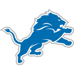 Detroit Lions Primary Logo 2017 - Present